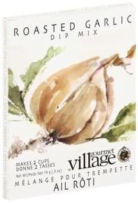 Gourmet du Village Dip Mix Roasted Garlic