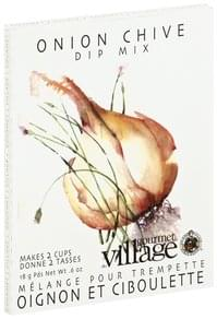 Gourmet du Village Dip Mix Onion Chive