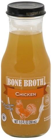 American Pantry Chicken Bone Broth - 9.5 oz