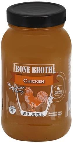 Lassonde Chicken Bone Broth - 24 oz
