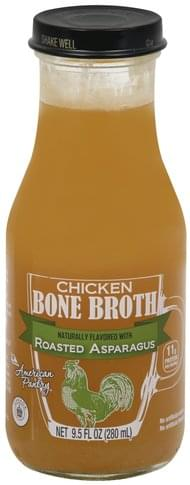 American Pantry Chicken, Roasted Asparagus Bone Broth - 9.5 oz