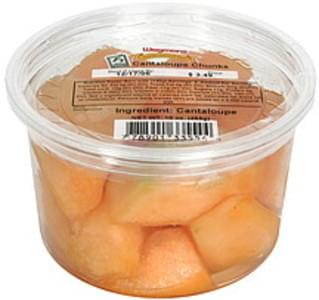 Wegmans Cantaloupe Chunks