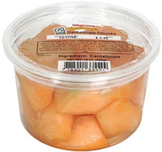 Wegmans Cantaloupe Chunks - 10 oz
