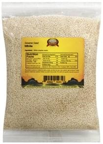 Sunrise Natural Foods Sesame Seed White