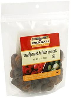 Wild Oats Unsulphured Turkish Apricots