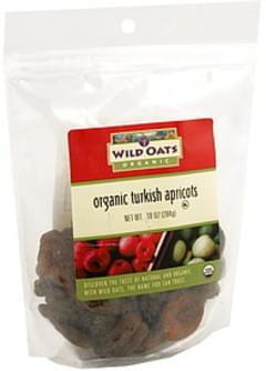Wild Oats Turkish Apricots