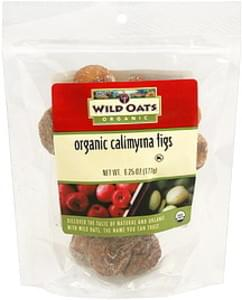Wild Oats Figs Calimyrna