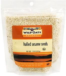 Wild Oats Hulled Sesame Seeds