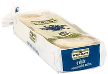 Wild Oats English Muffins White