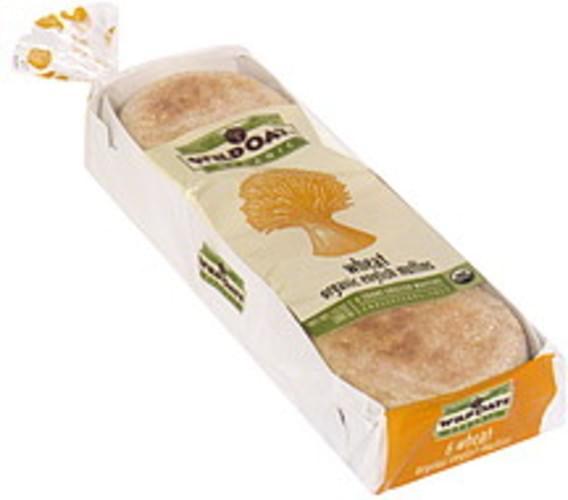 Wild Oats Wheat English Muffins - 6 ea
