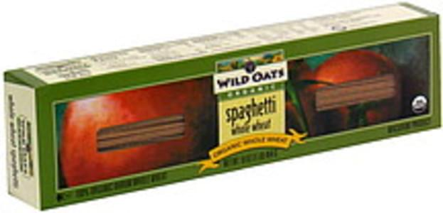 Wild Oats Whole Wheat Spaghetti Organic Whole Wheat Spaghetti