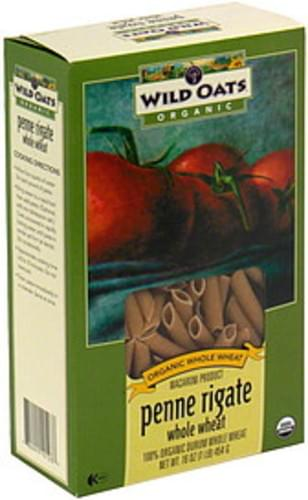 Wild Oats Whole Wheat Penne Rigate - 16 oz