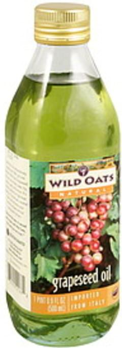 Wild Oats Grapeseed Oil