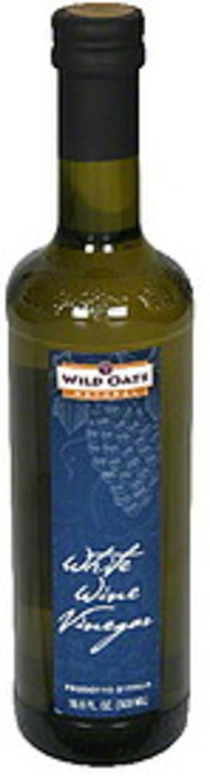 Wild Oats White Wine Vinegar - 16.9 oz