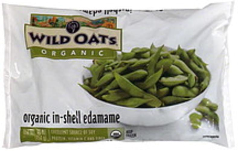 Wild Oats In-Shell Edamame - 16 oz
