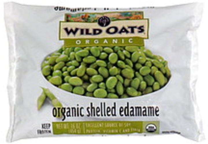 Wild Oats Shelled Edamame - 16 oz