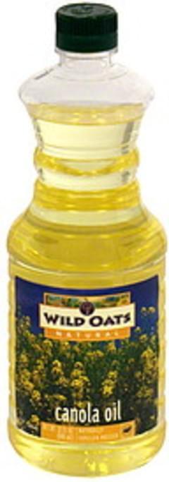 Wild Oats Canola Oil