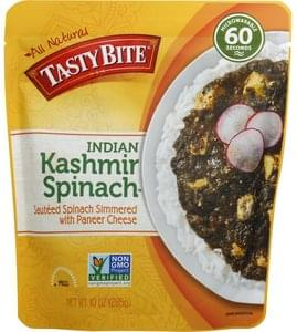Tasty Bite Kashmir Spinach Indian, Mild