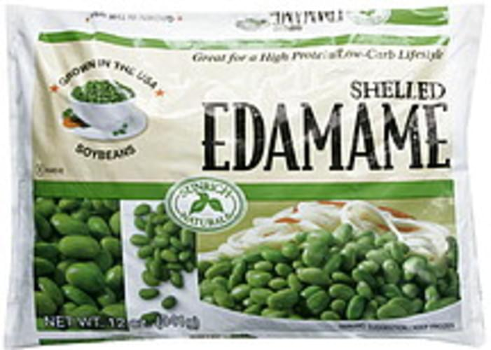 Hearty & Natural Shelled Edamame - 12 oz