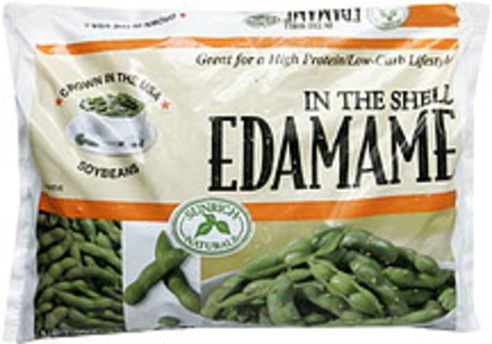 Hearty & Natural in the Shell Edamame - 12 oz