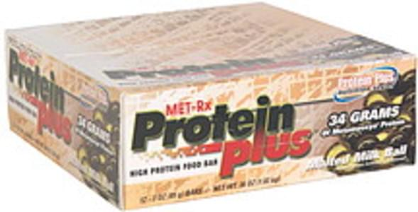 MET Rx High Protein Food Bar Malted Milk Ball