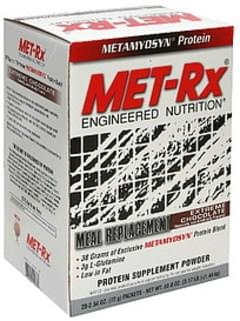 MET Rx Meal Replacement Extreme Chocolate