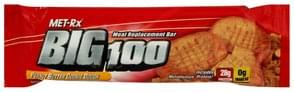 MET Rx Meal Replacement Bar Peanut Butter Cookie Dough
