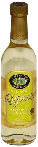 Napa Valley Naturals Organic White Wine Vinegar White Wine Vinegar - 12.7 oz