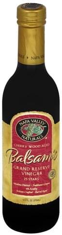 Napa Valley Naturals Grand Reserve Balsamic Vinegar - 12.7 oz