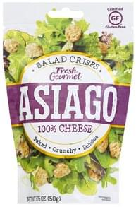 Fresh Gourmet Salad Crisps Asiago