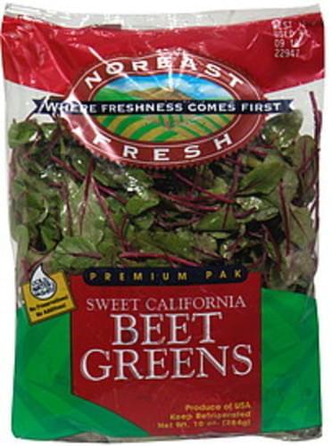 Noreast Fresh Sweet California Beet Greens Salad - 10 oz