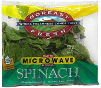 Noreast Fresh Spinach