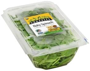 Olivias Spinach Baby