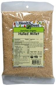 Health Best Hulled Millet
