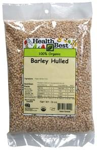 Health Best Barley Hulled