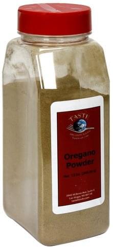 Taste Specialty Foods Oregano Powder - 12 oz