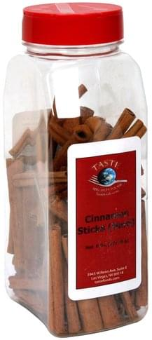 Taste Specialty Foods Hard Cinnamon Sticks - 8 oz