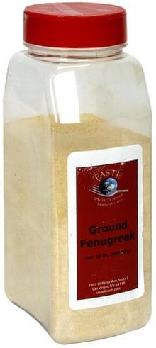 Taste Specialty Foods Ground Fenugreek - 20 oz