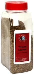 Taste Specialty Foods Thyme Leaves