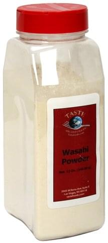 Taste Specialty Foods Wasabi Powder - 12 oz