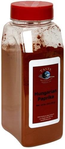 Taste Specialty Foods Hungarian Paprika - 18 oz