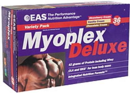 Myoplex Dietary Supplement Variety Pack