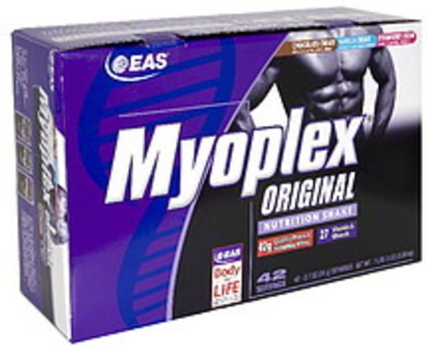 EAS Original Nutrition Shake - 42 ea