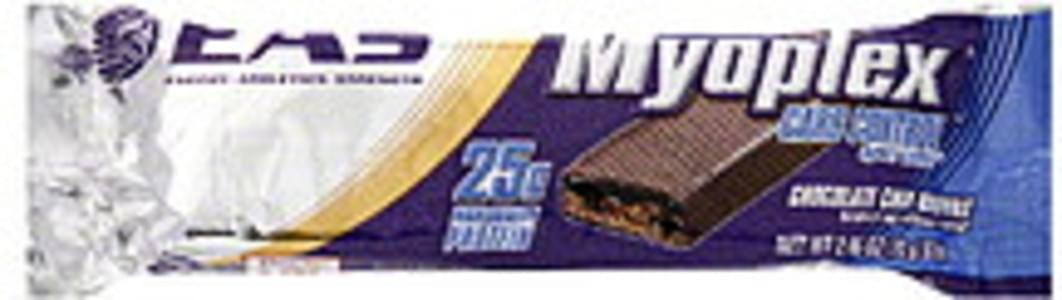 Myoplex Nutrition Bar Chocolate Chip Brownie