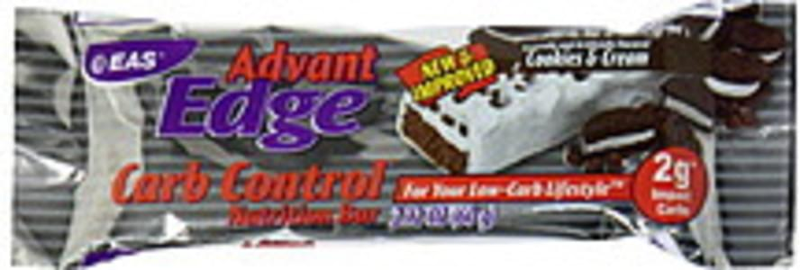 EAS Nutrition Bar Cookies and Cream