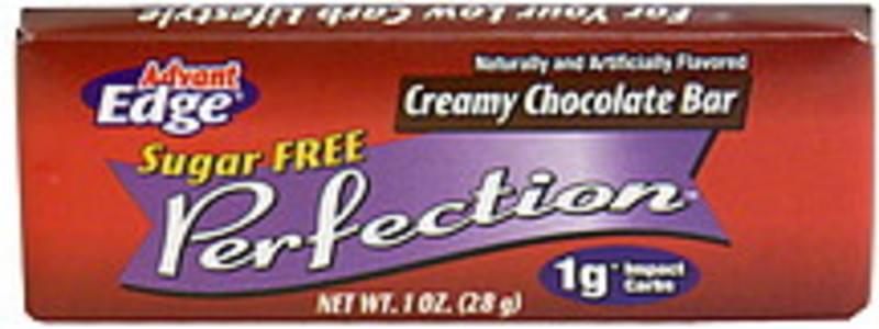 Perfection Creamy Chocolate Bar Sugar Free