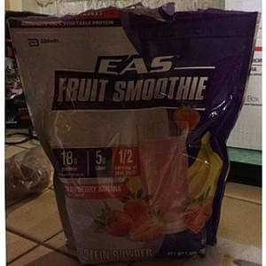 EAS Fruit Smoothie Strawberry Banana
