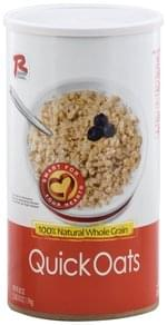 Ralston Foods Quick Oats