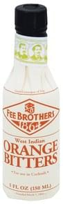 Fee Brothers Bitters Orange, West Indian