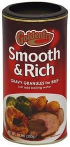 Goldenfry Gravy Granules for Beef, Smooth & Rich